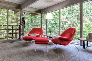 $7500 / 3br – 3000ft2 – UNIQUE & EXQUISITE WEST VAN GEM!!! furnished or unfurnished(Cypress Creek, West Vancouver)