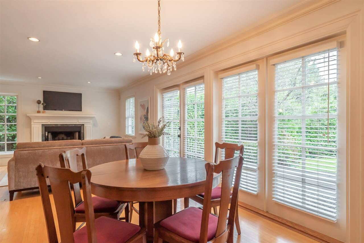 Gorgeous 7 bedroom family home in Kerrisdale –  7838 Angus Drive