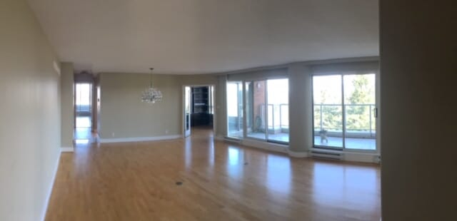 3 bedroom , 3 balcony Condo in UBC with unbelievable views!