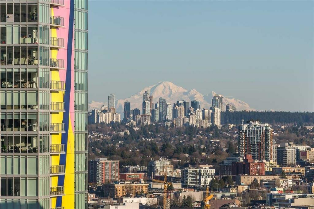 35th Floor of Vancouver House  – 2 bedroom unit